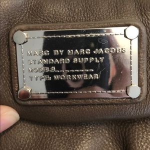 Marc By Marc Jacobs Bags - Small Brown Marc Jacobs shoulder bag
